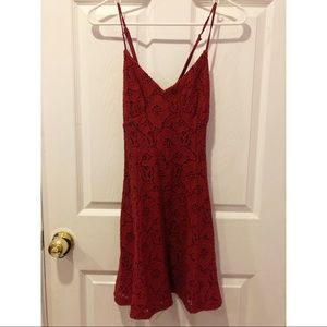 Forever 21 Laced Dress